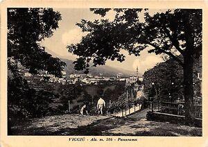 Cartolina-Postcard-Viggiu-Panorama-animata-1968