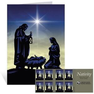 USPS-New-Nativity-Notecards-set-of-10