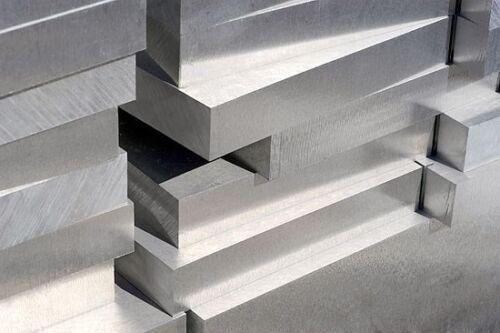 "3//4/"" x 4/"" x 17/"" 3T3 Alloy 6061 Aluminum Plate"