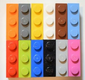 NEW Lego Part 3622 1x3 Brick Choose 2,5,10,15,20 or 50 ALL COLOURS SAME PRICE