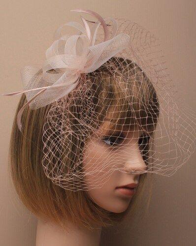 Serre-tête large chapeau Aliceband à mariages Mesdames jour Course Royal Ascot