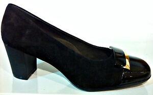 CINZIA-SOFT-IQ154-CSA-NERO-scarpe-donna-mocassini-tacco-sneaker-camoscio-pelle
