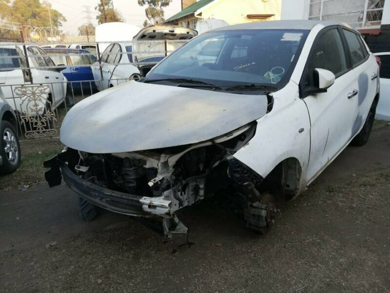 2018 Toyota Yaris With Only 9000km Stripping for Spares