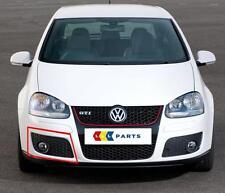 VW GOLF GTI V 05-08 NEW GENUINE O/S RIGHT SIDE FOG LIGHT TRIM GRILL 1K0853666P