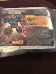 Botcon 2009 Transformers Attendee Only Bonus Figure Leozack