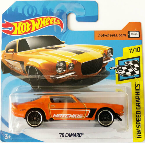 Hot Wheels 2018 Speed Graphics 1:64 Cars *CHOOSE YOUR FAVOURITE*