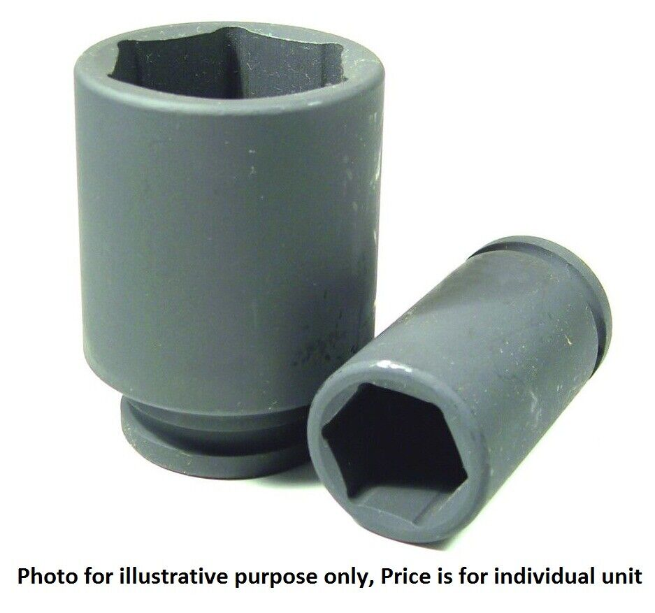 "Sidchrome IMPERIAL DEEP IMPACT SOCKET 3 4"" Drive- 1 3 4"", 1 13 16"" Or 1 7 8"""