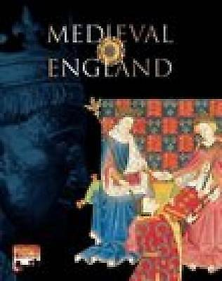 """VERY GOOD"" Williams, Brian, Medieval England (Pitkin History of Britain), Book"