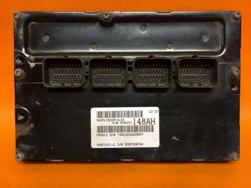 REFLASHED VIN PLUG /& PLAY 03 NEON 2.0 ATX ECM ECU CONTROL MODULE PCM 05293174AF