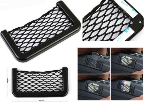 145x85mm Self Adhesive Elasticated Net Storage Organiser//Pocket Car//Van