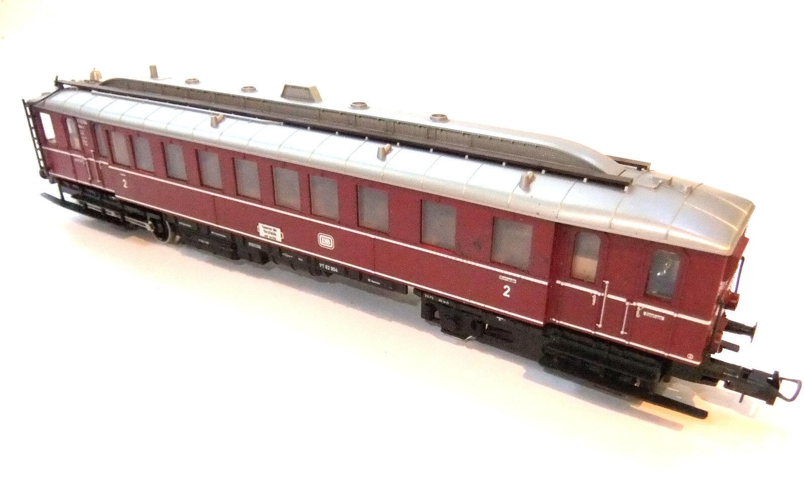 Dieseltriebwagen VT 62.904 DB Trix HO 2468 OVP