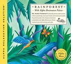 RAINFOREST with Alpha Brainwave Pulses (CD) - Dr Jeffrey Thompson