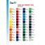 miniatura 2 - VMD100 bomboletta vernice acrilica spray 400 ml tutti i colori RAL professionale