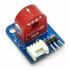 Analog Current Meter AC 0~5A Ammeter Sensor Board for Arduino UNO PIC AVR MCU