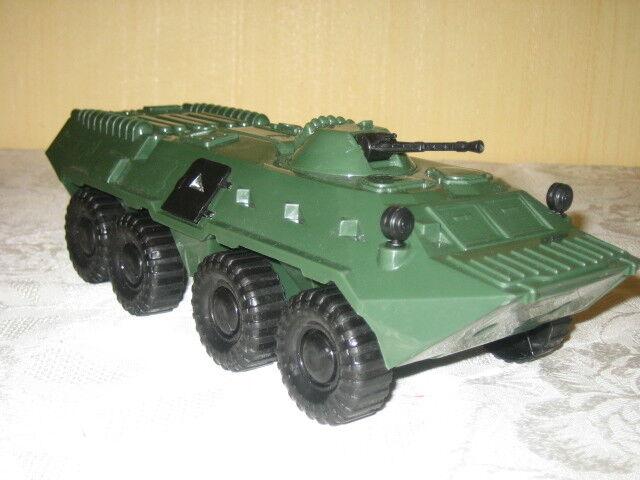 URSS 1984 BTR-80 8x8 blindé amphibie personnel chargé du Transporteur 1 24 russe