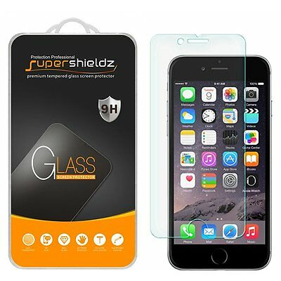 2X Supershieldz Tempered Glass Screen Protector Saver For Apple iPhone 8 Plus