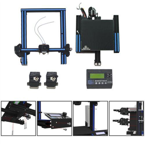 Geeetech A10M Mix-Color Printing Dual Extruder 3D Printer Run-out sensor