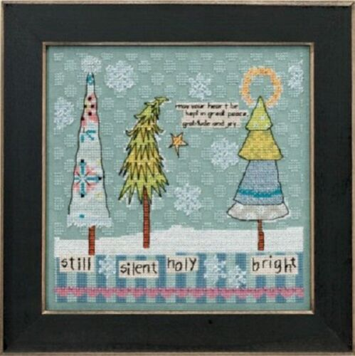 Curly Girl Designs by Mill Hill Holiday Series 2013-4 Designs to Choose From