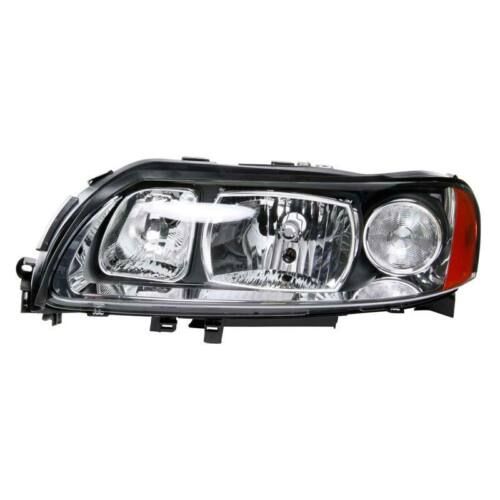 Headlamp Headlight Left N//S Nearside Passenger Side H7 H9 Volvo S60 2004-2010