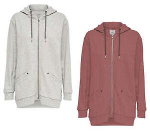 wholesale dealer 45a0f dca11 Details zu ONLY Damen Oversize Sweatjacke Jacke onlEVA HOOD LS CARDIGAN  Sweat Hoodie Kapuze