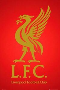 Liverpool-Club-Crest-Maxi-Poster-61cm-x-91-5cm-new-and-sealed