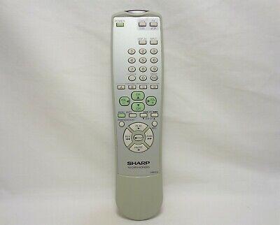 SHARP TV Remote Control 27F640 27F641 32F640 32F641 27F630 27F631 32F630 32F631