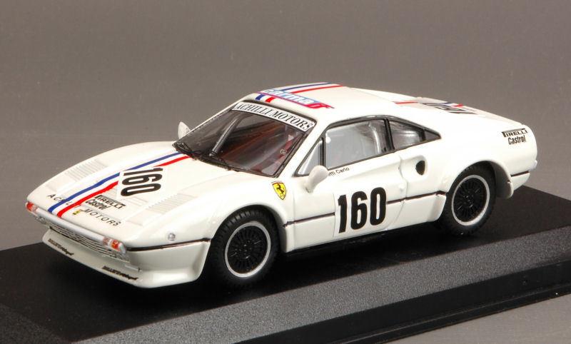 Ferrari 308 Gtb  160 Campionato Italiano Velocita' 1982 M. Finotto 1 43 Model