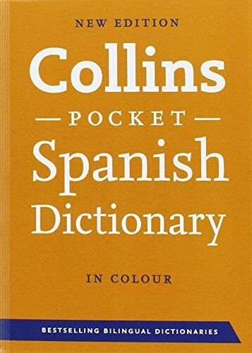 Collins Pocket Spanish Dictionary (Collins Pocket) By Collins Dictionaries
