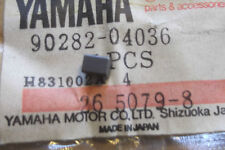 YAMAHA DT50 IT175 IT250 TZ250 YZ490 NOS SHIFT-CAM STRAIGHT KEY - # 90282-04036