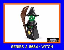8684-4 COL020 R188 LEGO Collectable Mini Figure Series 2 Witch
