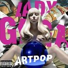 Artpop [PA] by Lady Gaga (CD, Aug-2013, Interscope (USA))