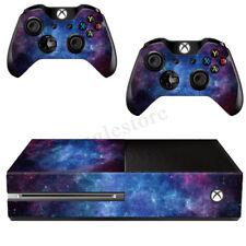 Nebula Skin Decal Sticker Wrap For Microsoft Xbox One Console + 2 Controllers U
