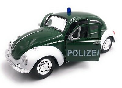 VW Käfer Beetle Modellauto Auto LIZENZPRODUKT Maßstab 1:34-1:39