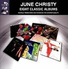 Eight Classic Albums [Box] by June Christy (CD, Sep-2012, 4 Discs, Real Gone Jazz)