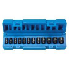 "Grey Pneumatic Corp 89007M 1//4/"" Drive X 7mm 6 Point Standard Duo-socket"
