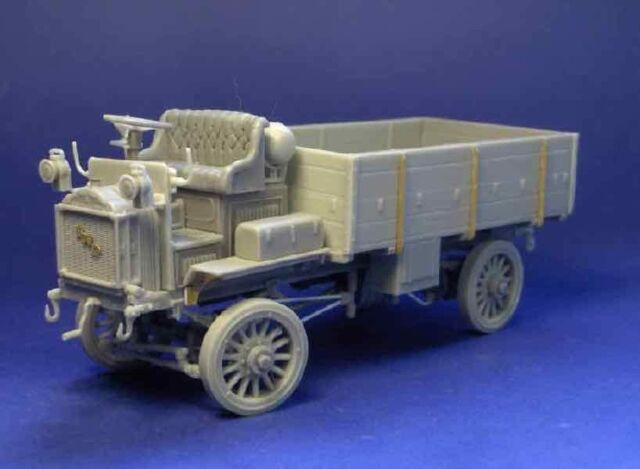 1/35th Resicast British WWI Supply truck GS body