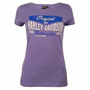 Harley-Davidson-HD-Womens-Sturgis-Attraction-Purple-Short-Sleeve-T-Shirt