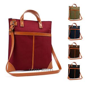7d980be0afe3 Image is loading New-Women-Handbag-Ladies-Square-Shoulder-Tote-Cross-