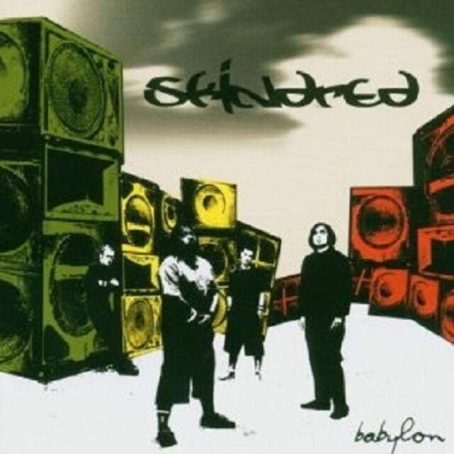 SKINDRED - BABYLON CD ROCK 17 TRACKS NEU