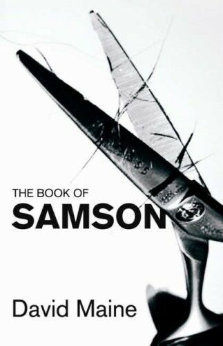 1 of 1 - New, The Book of Samson, Maine, David, Book