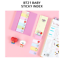 miniature 2 - BT21 Baby Sticky Memo Pad School Stationery Official K-POP Authentic Goods