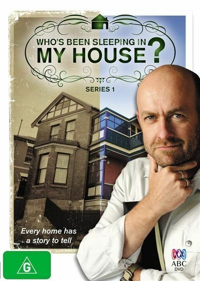 Who's Been Sleeping In My House? (DVD, 2012)