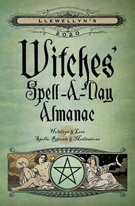 Llewellyn-039-s-2020-Witches-039-Spell-A-Day-Almanac