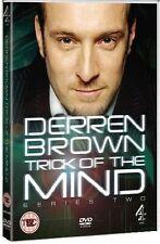**NEW** - Derren Brown - Trick of the Mind Series 2 [DVD] [2004] 6867441004493
