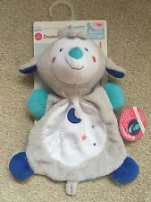 BNWT Sucre D'orge Sheep Lamb Comforter Doumou Glow In The Dark Bear Soft Toy NEW