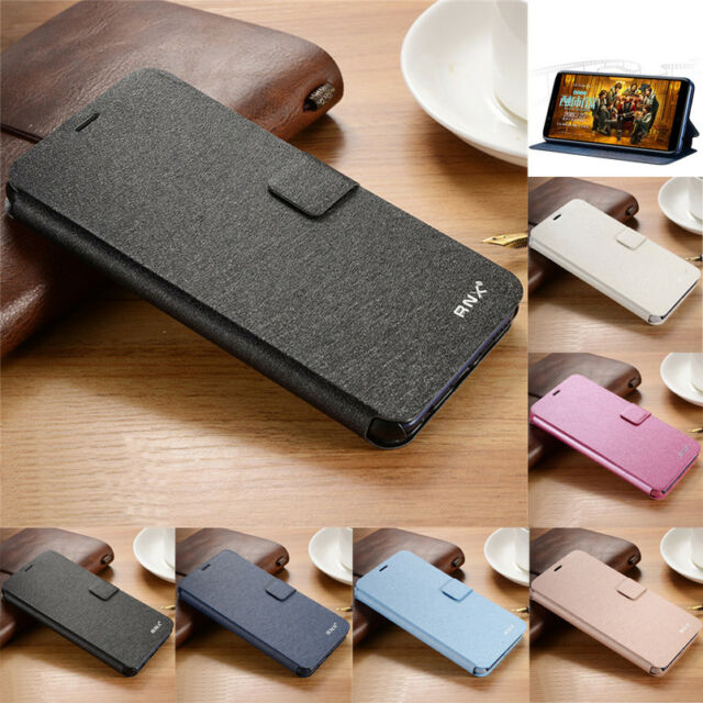 For Huawei Honor 10 9 8 8X 7X 7C 7A Magnetic Flip Thin Leather Wallet Case Cover