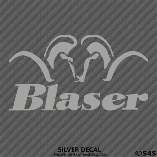 Choose Color Blaser Firearms Hunting//Outdoor Sports Vinyl Decal Sticker V1