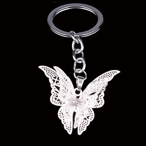 Sweet-Crystal-Butterfly-Keyring-Keychain-Key-Chain-Party-Gift-Charm-Bag-Purse