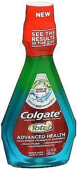 Colgate Mouthwash, 13.5 Fluid Ounce - 6 per case.