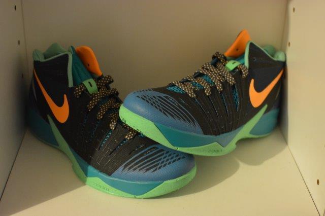 Nike air zoom spirimic taglia 11 team red 881983 600 talaria dunk